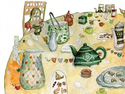 Alice & Teapots